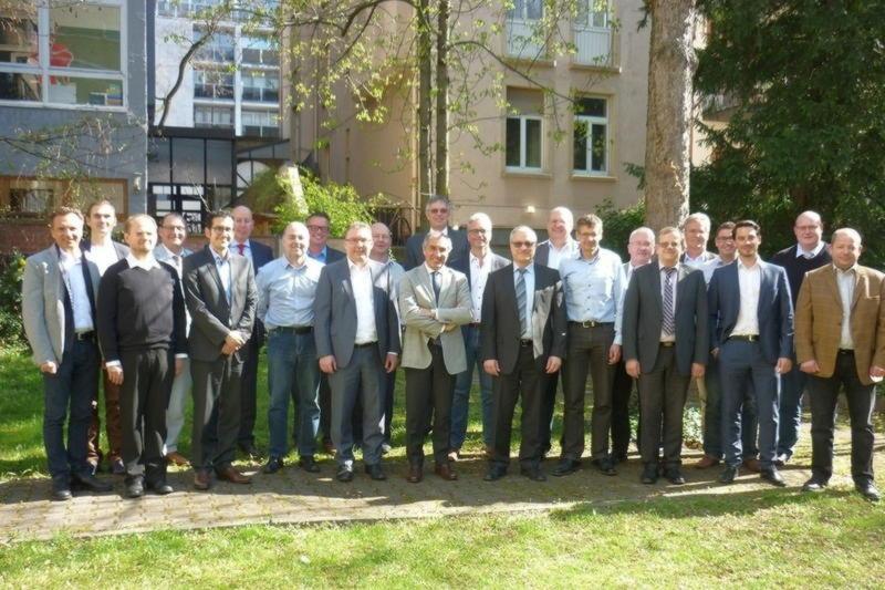 Члены Flourpolymergroup
