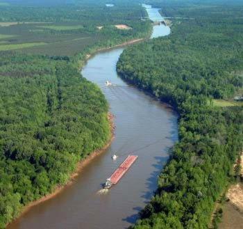 Река Теннесси