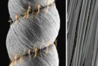 Kevlar PVDF волокно