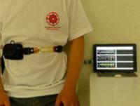 Пьезоэлектрический датчик из пленки PVDF