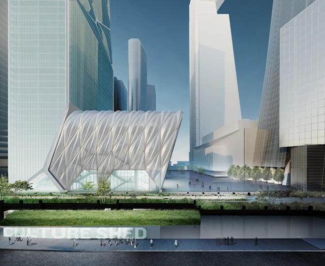 Перестраиваемое здание из ETFE